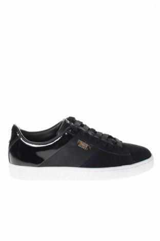 Dámske topánky  PUMA, Veľkosť 38, Farba Čierna, Pravá koža , Eko koža , Cena  55,73€