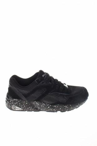 Dámske topánky  PUMA, Veľkosť 36, Farba Čierna, Pravá koža , textil, Cena  81,96€