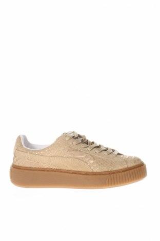 Dámske topánky  PUMA, Veľkosť 38, Farba Béžová, Pravá koža , Cena  55,73€