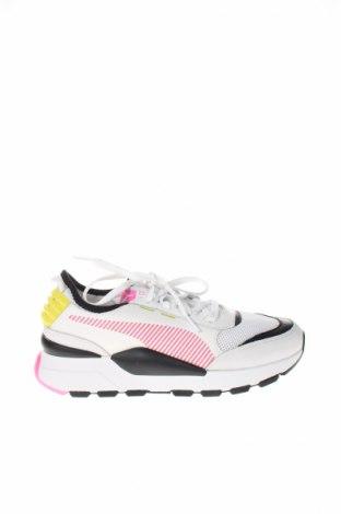 Dámske topánky  PUMA, Veľkosť 38, Farba Biela, Pravá koža , Cena  55,73€
