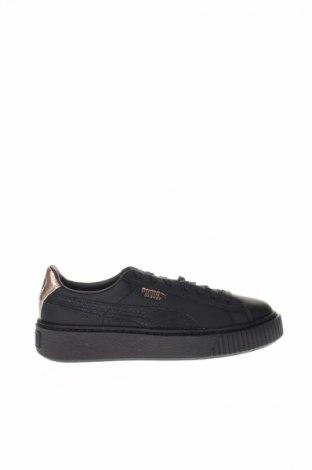 Dámske topánky  PUMA, Veľkosť 38, Farba Čierna, Pravá koža , Cena  81,96€