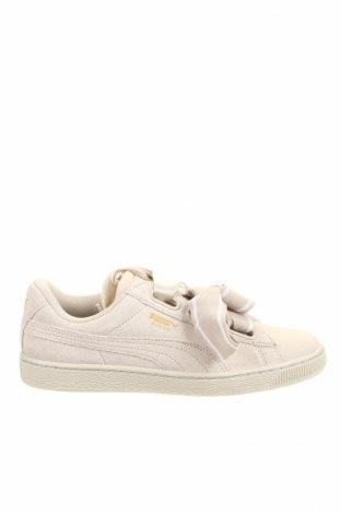 Dámske topánky  PUMA, Veľkosť 40, Farba Béžová, Prírodný velur , Cena  87,11€