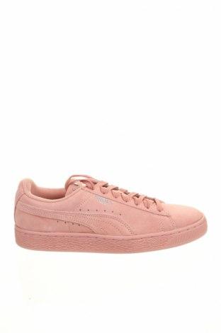 Dámske topánky  PUMA, Veľkosť 39, Farba Ružová, Prírodný velur , Cena  88,66€