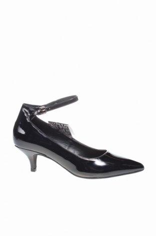 Dámske topánky  Tata, Veľkosť 36, Farba Čierna, Eko koža , Cena  23,75€