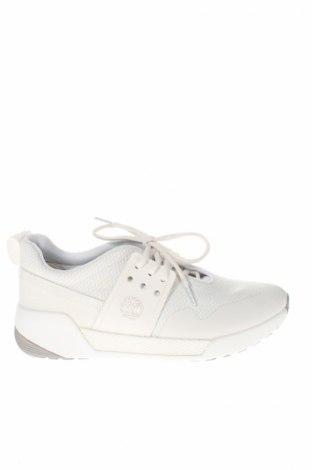 Dámske topánky  Timberland, Veľkosť 38, Farba Biela, Textil, Eko koža , Cena  81,96€