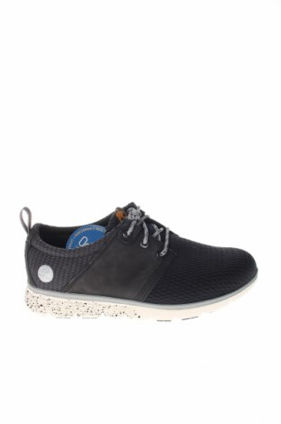Dámske topánky  Timberland, Veľkosť 37, Farba Modrá, Pravá koža , textil, Cena  97,42€