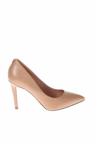 Dámske topánky  Twin-Set Simona Barbieri, Veľkosť 37, Farba Béžová, Pravá koža , Cena  80,42€