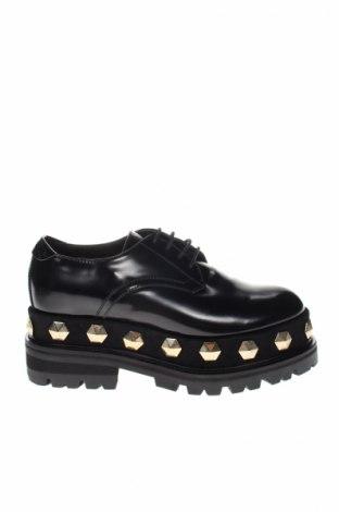 Dámske topánky  Twinset, Veľkosť 36, Farba Čierna, Pravá koža , Cena  89,39€