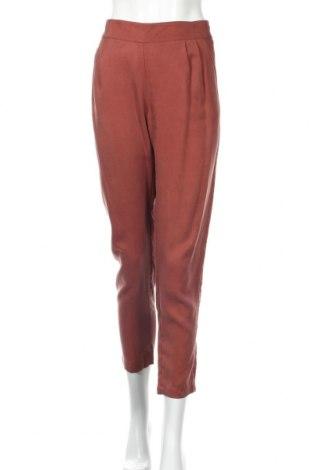 Damskie spodnie Comma,, Rozmiar M, Kolor Brązowy, 100% tencel, Cena 138,64zł