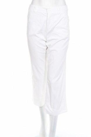 Дамски панталон Esprit, Размер XS, Цвят Бял, Памук, Цена 6,88лв.