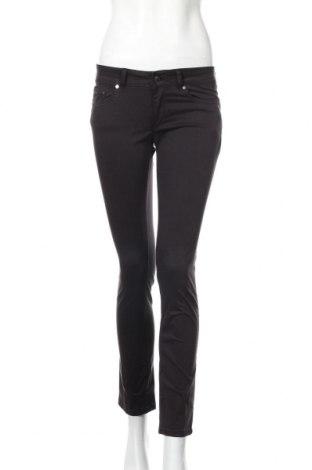 Дамски панталон Gas, Размер S, Цвят Черен, 98% памук, 2% еластан, Цена 106,47лв.