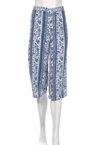 Дамски панталон H&M Divided, Размер XS, Цвят Син, Полиестер, Цена 5,98лв.