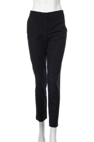 Γυναικείο παντελόνι Mango, Μέγεθος M, Χρώμα Μπλέ, 69% πολυεστέρας, 29% βισκόζη, 2% ελαστάνη, Τιμή 16,05€