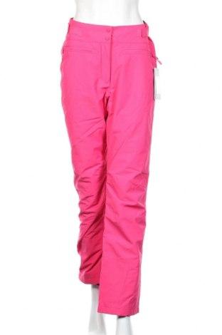 Дамски панталон за зимни спортове Eider, Размер M, Цвят Розов, 884% полиестер, 16% полиамид, Цена 125,37лв.