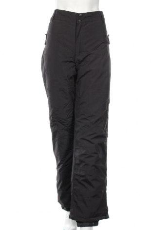 Дамски панталон за зимни спортове Hinterland, Размер L, Цвят Черен, Полиамид, Цена 20,48лв.