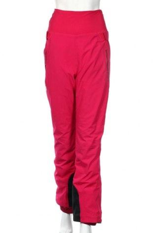 Дамски панталон за зимни спортове Salomon, Размер M, Цвят Розов, 82% полиамид, 15% еластан, 3% полиестер, Цена 149,25лв.