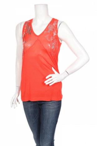 Дамски потник Blacky Dress, Размер M, Цвят Червен, 92% памук, 8% еластан, Цена 5,06лв.