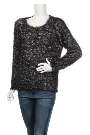 Дамски пуловер Atmosphere, Размер L, Цвят Черен, 86% полиамид, 9% полиестер, 5% метални нишки, Цена 26,25лв.