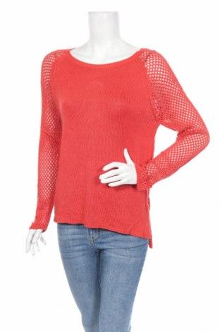 Дамски пуловер B Collection, Размер M, Цвят Червен, Вискоза, Цена 26,93лв.