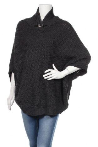 Дамски пуловер Beme, Размер L, Цвят Сив, Цена 18,15лв.