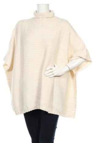 Дамски пуловер H&M Divided, Размер M, Цвят Бежов, Цена 36,29лв.