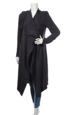Дамски шлифер Soya Concept, Размер M, Цвят Син, Цена 31,76лв.