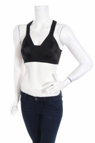 Női sport top H&M, Méret S, Szín Fekete, 76% poliamid, 24% elasztán, Ár 5544 Ft