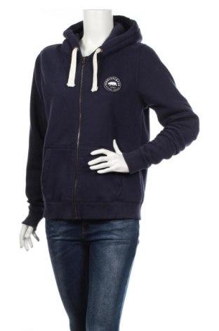 Dámska mikina  Soulcal & Co, Veľkosť XL, Farba Modrá, 70% bavlna, 30% polyester, Cena  25,24€