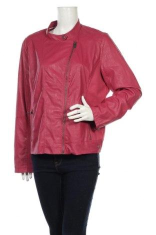 Γυναικείο δερμάτινο μπουφάν Cecil, Μέγεθος XL, Χρώμα Ρόζ , Δερματίνη, Τιμή 63,01€
