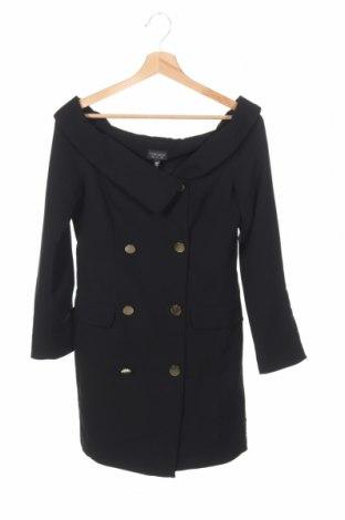 Φόρεμα Topshop, Μέγεθος XS, Χρώμα Μαύρο, Πολυεστέρας, Τιμή 75,74€