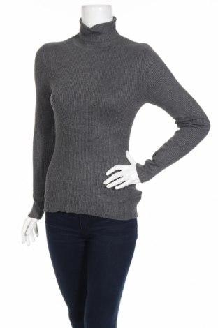 Дамски пуловер Atmosphere, Размер L, Цвят Сив, 80% вискоза, 20% полиамид, Цена 29,40лв.