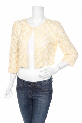 Дамско сако Ana Alcazar, Размер XL, Цвят Жълт, Полиестер, Цена 93,08лв.