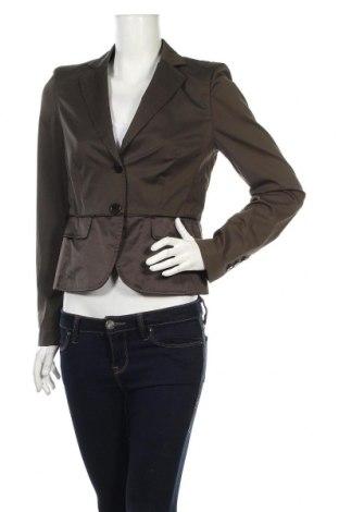 Дамско сако St.Emile, Размер S, Цвят Зелен, 67% памук, 29% полиестер, 4% еластан, Цена 11,18лв.
