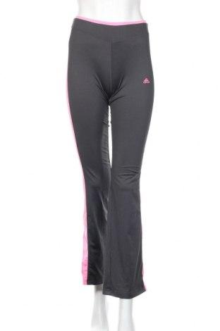 Γυναικείο αθλητικό παντελόνι Adidas, Μέγεθος S, Χρώμα Μπλέ, Πολυεστέρας, ελαστάνη, Τιμή 10,49€