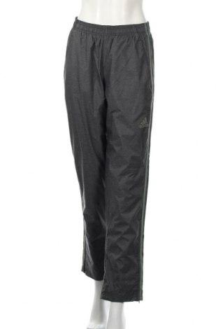 Γυναικείο αθλητικό παντελόνι Adidas, Μέγεθος S, Χρώμα Γκρί, 72% πολυαμίδη, 28% πολυεστέρας, Τιμή 19,74€