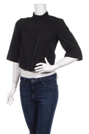 Γυναικείο μπουφάν Armani Exchange, Μέγεθος S, Χρώμα Μαύρο, 62% βαμβάκι, 38% πολυαμίδη, Τιμή 29,62€