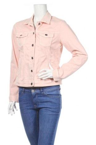 Geacă de femei Tom Tailor, Mărime L, Culoare Roz, 98% bumbac, 2% elastan, Preț 230,13 Lei