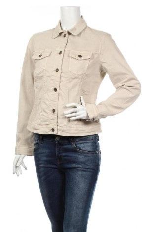 Geacă de femei Tom Tailor, Mărime L, Culoare Bej, 98% bumbac, 2% elastan, Preț 201,18 Lei