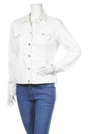 Geacă de femei Tom Tailor, Mărime XL, Culoare Alb, 98% bumbac, 2% elastan, Preț 230,13 Lei