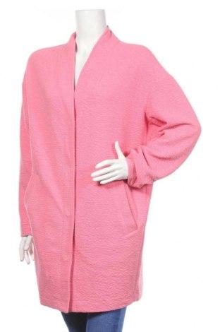 Geacă de femei Tom Tailor, Mărime S, Culoare Roz, 42% bumbac, 39% poliester, 15% viscoză, 4% elastan, Preț 219,47 Lei