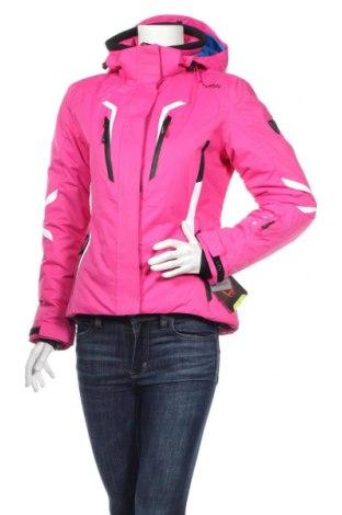 Дамско яке за зимни спортове Hyra, Размер M, Цвят Розов, Полиамид, Цена 134,25лв.