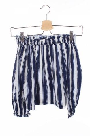 Детска блуза, Размер 6-7y/ 122-128 см, Цвят Син, Полиестер, Цена 6,76лв.