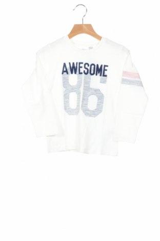 Παιδική μπλούζα Chicco, Μέγεθος 4-5y/ 110-116 εκ., Χρώμα Λευκό, Βαμβάκι, Τιμή 10,21€