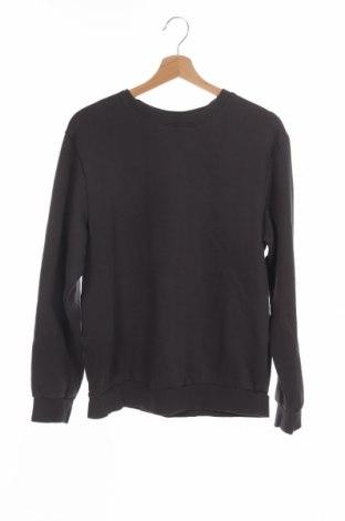 Детска блуза H&M, Размер 15-18y/ 170-176 см, Цвят Сив, 80% памук, 20% полиестер, Цена 4,73лв.