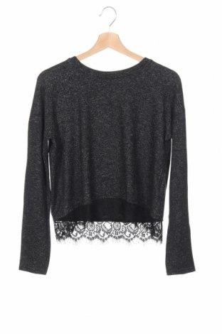 Детска блуза Kiabi, Размер 12-13y/ 158-164 см, Цвят Черен, Цена 15,96лв.