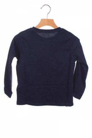 Детска блуза Review, Размер 3-4y/ 104-110 см, Цвят Син, 100% памук, Цена 9,50лв.