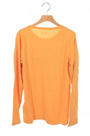Детска блуза Review, Размер 13-14y/ 164-168 см, Цвят Жълт, 60% памук, 40% полиестер, Цена 10,64лв.