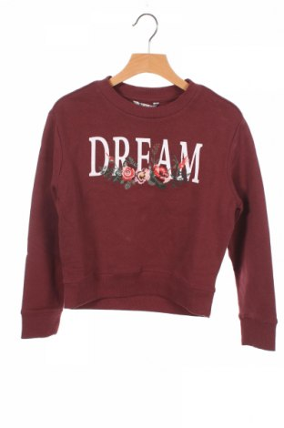 Детска блуза Review, Размер 7-8y/ 128-134 см, Цвят Червен, 80% памук, 20% полиестер, Цена 25,50лв.
