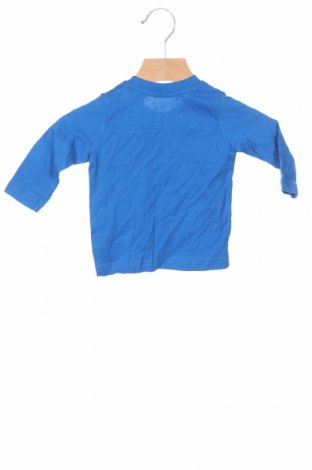 Детска блуза Tom Tailor, Размер 2-3m/ 56-62 см, Цвят Син, Памук, Цена 3,12лв.