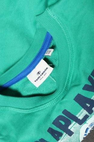 Детска блуза Tom Tailor, Размер 18-24m/ 86-98 см, Цвят Зелен, Памук, Цена 24,00лв.